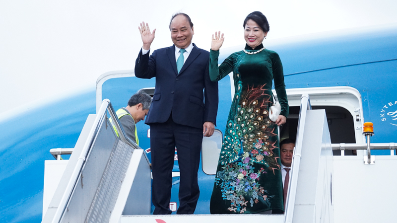 Thủ tướng đến Sydney tham dự Hội nghị Cấp cao Đặc biệt ASEAN - Australia