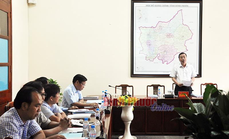Thông qua đồ án quy hoạch Khu dân cư tập trung kết hợp cơ quan nhà nước, trường học xã Tân Tiến