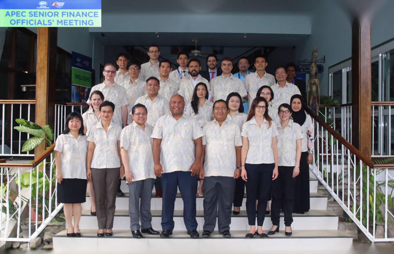 Hội nghị Quan chức Tài chính Cao cấp APEC năm 2018 (SFOM)