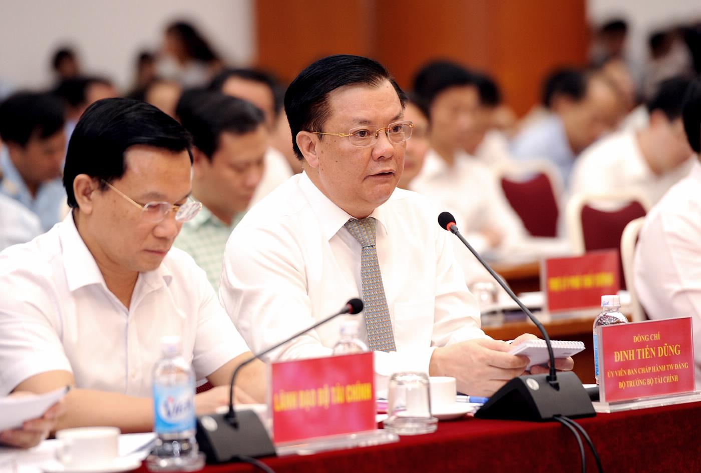 Hội nghị trực tuyến sơ kết công tác tài chính 6 tháng đầu năm