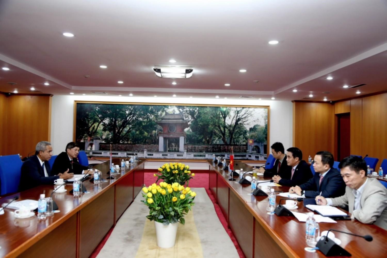 Việt Nam-Cu Ba: Hợp tác cùng phát triển
