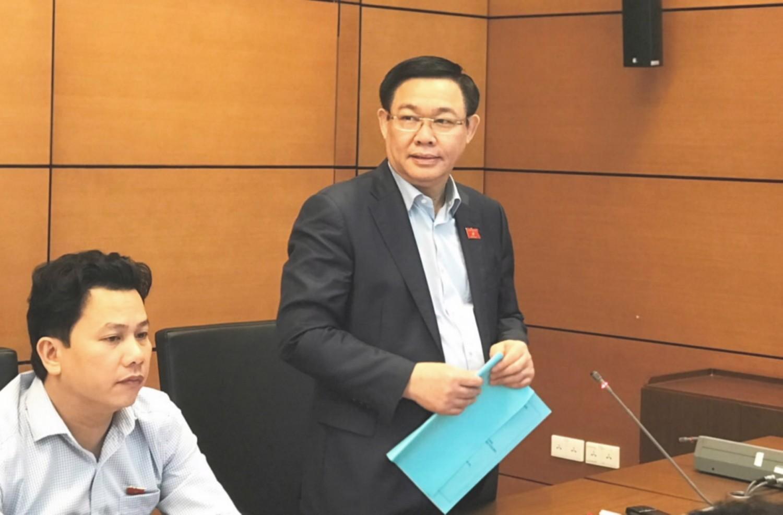 Phó Thủ tướng Vương Đình Huệ: Nợ nước ngoài của quốc gia tăng nhanh không phải vấn đề đáng ngại