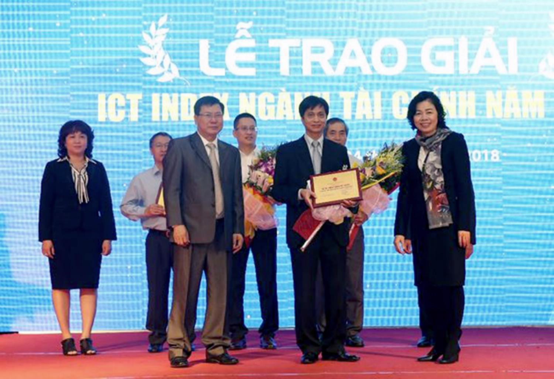 Bộ Tài chính công bố ICT index ngành Tài chính 2018