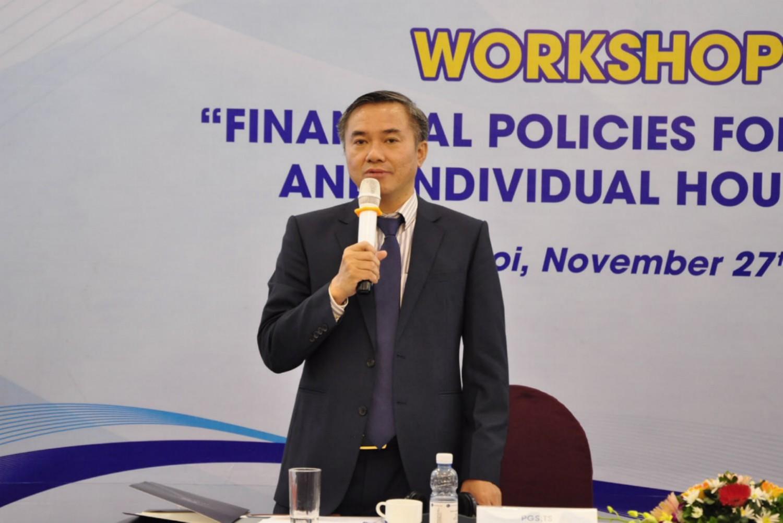 Chính sách tài chính cho hộ kinh doanh cá thể và doanh nghiệp siêu nhỏ