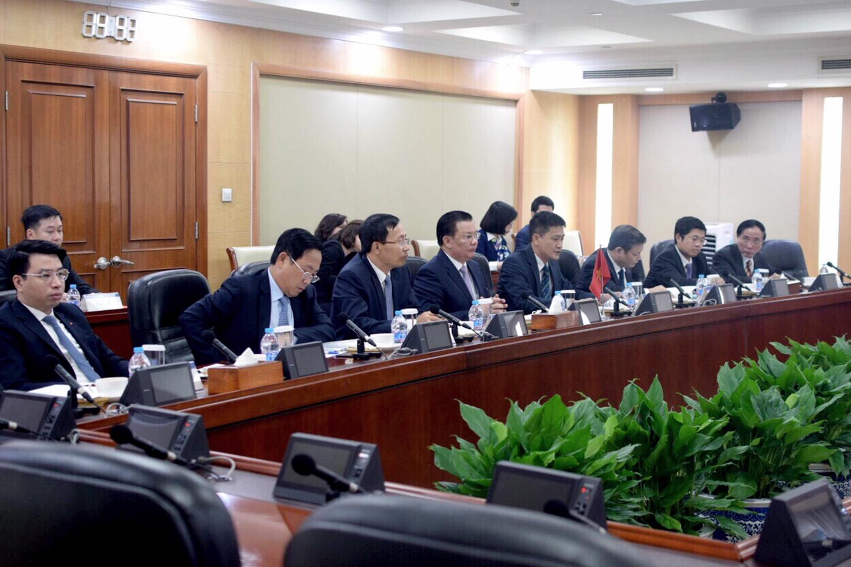 Đẩy mạnh hợp tác với Hải quan Trung Quốc trong công tác chống buôn lậu, gian lận thương mại