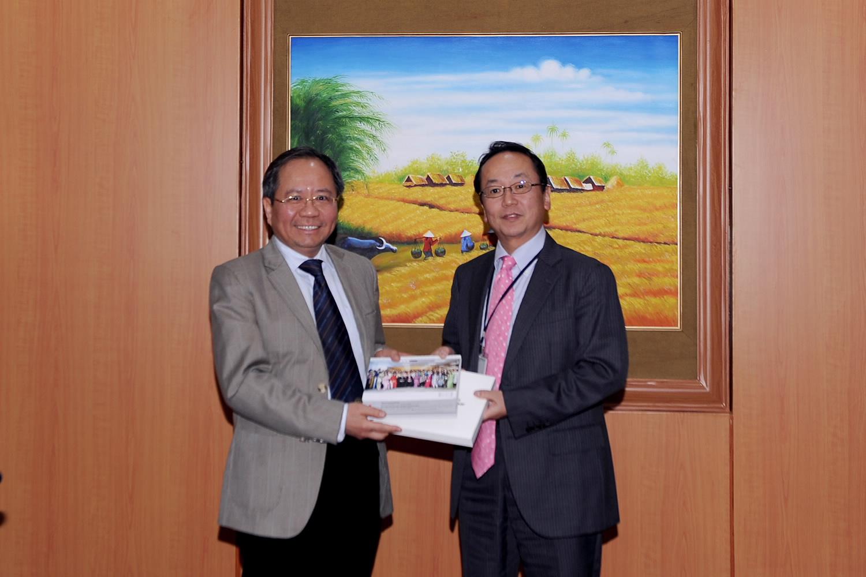 JICA hỗ trợ Việt Nam áp dụng chuẩn mực kế toán kiểm toán khu vực kinh tế tư nhân